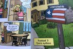 Komiksy opisują realne problemy współczesnych dzieci (fot. Ewelina Zielińska/SilesiaDzieci.pl)