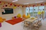 W pomieszczeniach powstały 4 nowoczesne sale, a w nich m.in. przestrzeń kinowa i sala gier (fot. mat. ZSP 13)