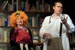 Kolorowe lalki iwesołe piosenki sprawią, żenajmłodsi widzowie pokochają teatr (fot. mat. organizatora)