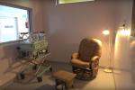 Na bloku znalazł się również inkubator noworodkowy (fot. mat. UM Gliwice)