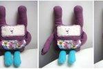 Niegrzeczne dzieci mogą dostać pod choinką beboka - Szumne Beboki do kupienia na Dawanda.com (fot. materiały Patrycji Jankowskiej)