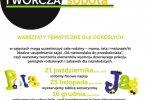 """Cykl warsztatów pt. """"Twórcza sobota"""" odbędzie się w Pałacu Kultury Zagłębia w Dąbrowie Górniczej (fot. mat. organizatora)"""