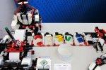 Za pomocą klocków LEGO poznają też tajniki matematyki i logiki (fot. Unibot)