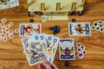 Karty, które zagrywamy w każdej turze określają kolejność, siłę oraz rodzaj ataku naszej postaci (fot. Ewelina Zielińska)