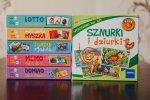 """""""Klub przedszkolaka"""" to seria gier dla najmłodszych od wydawnictwa Granna (fot. Ewelina Zielińska)"""