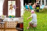 Oprócz miejsc siedzących w lokalu, jest też ogródek z wygodnymi leżakami (fot. mat. Pli Pla Plo)
