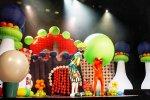 Balonowe show będzie można obejrzeć 16 grudnia w Pałacu Młodzieży w Katowicach (fot. mat. organizatora)