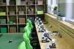 W październiku otwarto zieloną pracownię w Rudzie Śląskiej (fot. mat. UM Ruda Śląska)