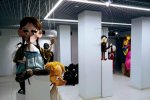 Wystawę można odwiedzać do 3 stycznia w Galerii Sztuki Pałacu Kultury Zagłębia (fot. mat. organizatora)