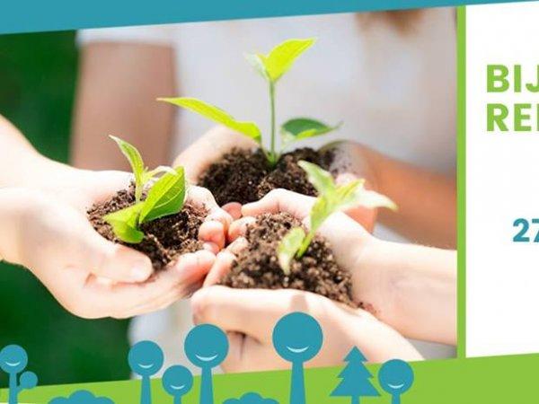 Każda nowa roślina może zwiększyć nasze szanse w walce o czyste powietrze (fot. mat. organizatora)