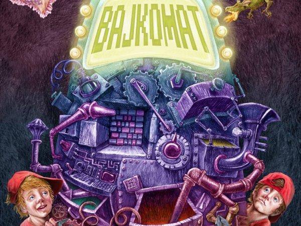 """Spektakl pt. """"Bajkomat"""" będzie można obejrzeć 31 marca w Teatrze Gry i Ludzie w Katowicach (fot. mat. organizatora)"""