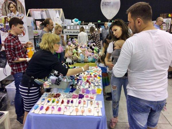 Blisko 100 niezależnych twórców i projektantów zaprezentowało swoje produkty podczas 6. edycji targów SILESIA BAZAAR Kids (fot. SilesiaDzieci.pl)