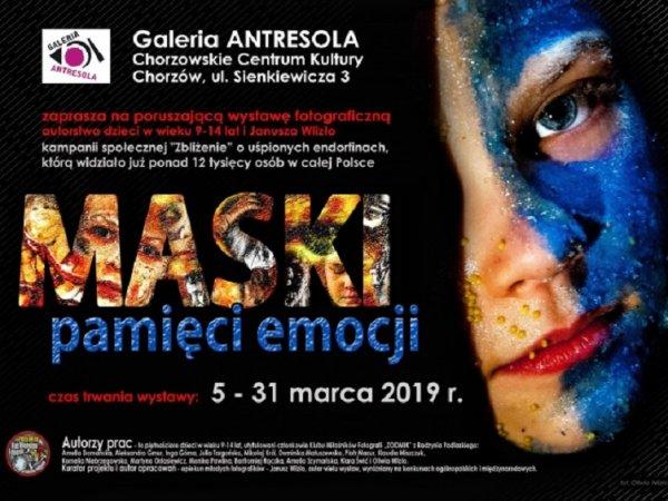 Wystawa to nie tylko fotograficzne ukazanie emocji dzieci, ale i ważne przesłanie dla dorosłych (fot. mat. organizatora)