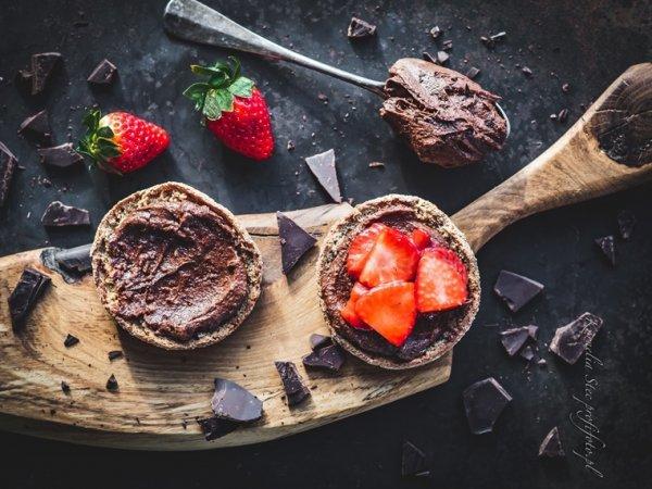 Domowa nutella jest zdrową alternatywą dla popularnego sklepowego kremu (fot. Kornelia Stec / profifoto.pl)