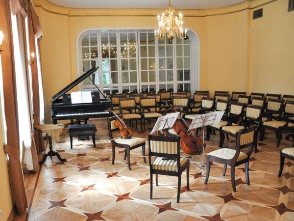 21 lipca salę Pałacu w Rybnej zapełnią rodziny z dziećmi - odbędzie się koncert Rybna Dzieciom (fot. mat. organizatora)