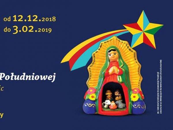 Barwne szopki bożonarodzeniowe będzie można oglądać w Muzeum Górnośląskim do 3 lutego (fot. mat. organizatora)