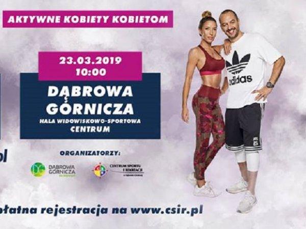 """Trening odbędzie się 23 marca na Hali Widowiskowo - Sportowej """"Centrum"""" (fot. mat. organizatora)"""