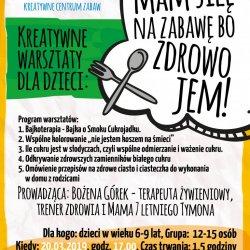 Zajęcia poprowadzi Bożena Górek - terapeuta żywieniowy i trener zdrowia (fot. mat. organizatora)