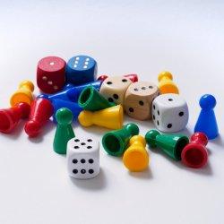 W sosnowieckiej filii nr 6 codziennie można pograć w gry planszowe (fot. foter.com)