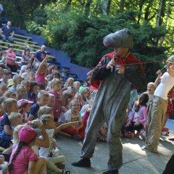 Wstęp na spektakle w siemianowickim amfiteatrze jest bezpłatny (fot. mat. FB SCK)