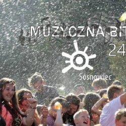 Muzyczna Bitwa na Balony z Wodą odbędzie się nad jeziorem Stawiki (fot. mat. organizatora)