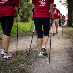 Na Ogólnopolski Marsz Nordic Walking możecie się wybrać całą rodziną 29 kwietnia (fot. foter.com)