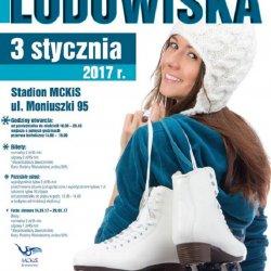 Na łyżwy w Jaworznie możecie się wybrać od 3 stycznia (fot. FB Mckis Jaworzno)