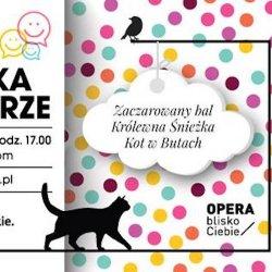 """""""Dzień Dziecka w Operze"""" to ciekawe spektakle muzyczne przygotowane z myślą o najmłodszych widzach (fot. mat. organizatora)"""