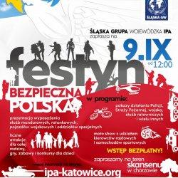 """""""Bezpieczna Polska"""" to piknik rodzinny z udziałem służb mundurowych (fot. mat. organizatora)"""