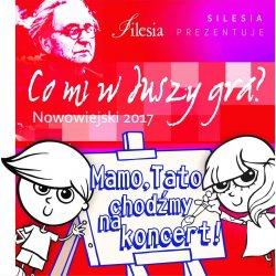 """""""Mamo, tato chodźmy na koncert"""" to bezpłatne wydarzenie dla dzieci od lat 6 wraz z opiekunami (fot. FB IPiUM Silesia)"""