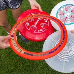 Wiele osób nie wie, że fresbee to dla niektórych znacznie więcej niż rzucanie plastikowym dyskiem (fot. mat. organizatora)