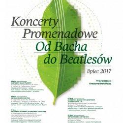 Koncerty promenadowe w Parku Kościuszki odbywają się w lipcowe niedziele (fot. mat. organizatora)