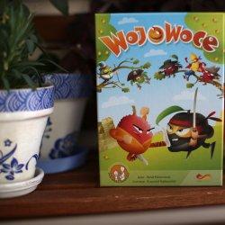 """""""Wojowoce"""" to dynamiczna, wesoła karcianka od wydawnictwa Foxgames (fot. Ewelina Zielińska)"""