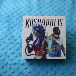 """""""Kosmopolis"""" to kolejna gra z rewelacyjnej serii """"Gry z pazurem"""" od wydawnictwa Granna (fot. Ewelina Zielińska)"""