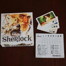 """Mamy dla Was dwa egzemplarze gry """"Sherlock"""" od wydawnictwa Granna (fot. Ewelina Zielińska)"""