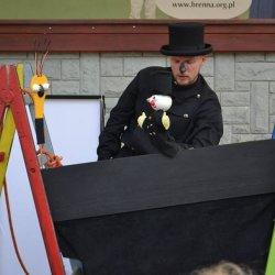 """W niedzielę w Teatrze Gry i Ludzie pojawi się gościnny spektakl """"Podróż do wnętrza komina"""" (fot. mat. organizatora)"""