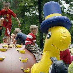 W Parku Śląskim czeka na dzieci mnóstwo atrakcji (fot. materiały Parku Śląskiego)