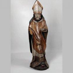Św. Mikołaj (fot. mat. Muzeum Śląskiego)
