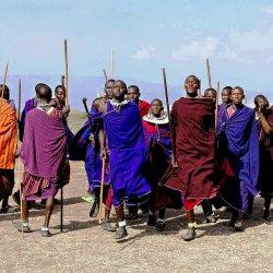 W podróż do masajskiej wioski wybiorą się dzieci w Muzeum Śląskim (fot. pixabay)