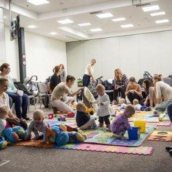 """""""Mamo, to ja"""" to bezpłatne warsztaty, które odbędą się m. in. w Sosnowcu (fot. Agnieszka Biegun Photography, mat. orgrnizatora)"""