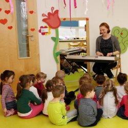 W Akademii Wesołego Przedszkolaka dzieci odkrywają swoje pasje i uczą się wielu przydatnych rzeczy (fot. materiały AWP)