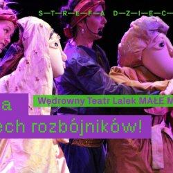 Bilety w cenie 350 gr będą dostępne wyłącznie w kasie Teatru Małego w dniu spektaklu (fot. mat. organizatora)