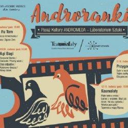 Androranki to bezpłatne seanse filmowe dla najmłodszych (fot. mat. organizatora)