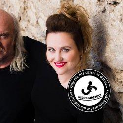 Andrzej Sikorowski i jego córka Maja od wielu lat wspólnie koncertują w kraju i za granicą (fot. mat. PKZ)
