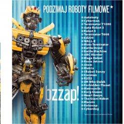 W M1 w Zabrzu podziwiać można roboty znane z filmów (fot. mat. organizatora)
