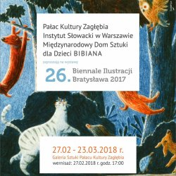 Udział w wystawie to okazja do podziwiania ilustracji z całego świata (fot. Pałac Kultury Zagłębia)