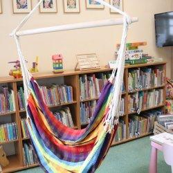 W bibliotece powstał kącik dla dzieci autystycznych (fot. UM Bielsko-Biała)