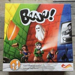 """""""Buuu!"""" to dynamiczna gra, w której ścigamy się z innymi graczami (fot. Ewelina Zielińska/SilesiaDzieci.pl)"""