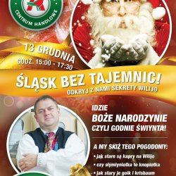 Śląsk bez tajemnic w CH Auchan (fot. mat. organizatora)