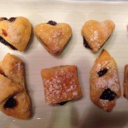 Przepis na tak łatwe do wykonania ciasteczka, to skarb (fot.Z.M. Borowczyk)